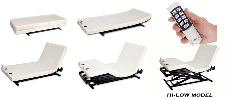 Supernal Adjustable Beds Functionality