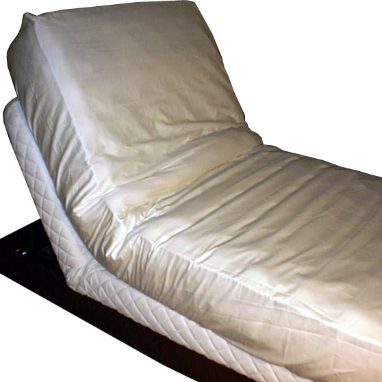 However, GoldenRest Adjustable Bed Sheets With Wings Actually Lock Into  Place When You Adjust Your Bed.
